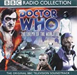 Doctor Who - The Enemy of the World by David Whitaker front cover