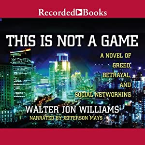 This Is Not a Game Audiobook