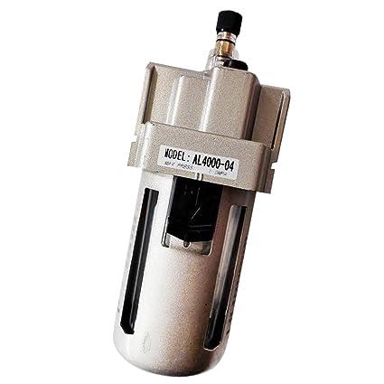 MagiDeal Al4000-04 1/2 Regulador Filtro de Aire Compresor Manómetro Presión