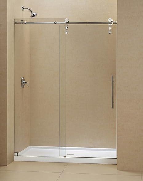 Amazon.com: Enigma-Z Shower Door and Slimline Base Size: 78.75\