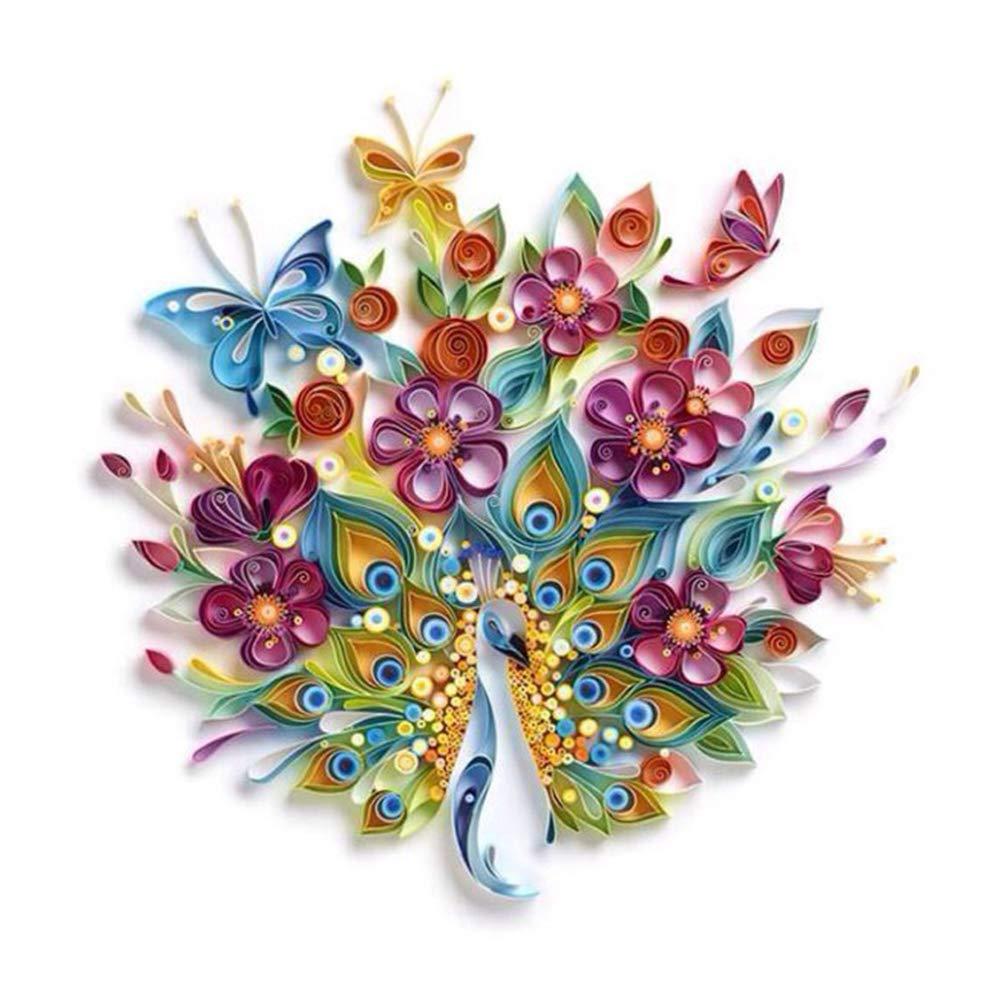 1PC DIY Paper quilling con 26 colori 260 strisce, quilling forniture Classroom/Shop/matrimonio/party/vacanza decorazione 10 mm Multicolour a STRUGGGE