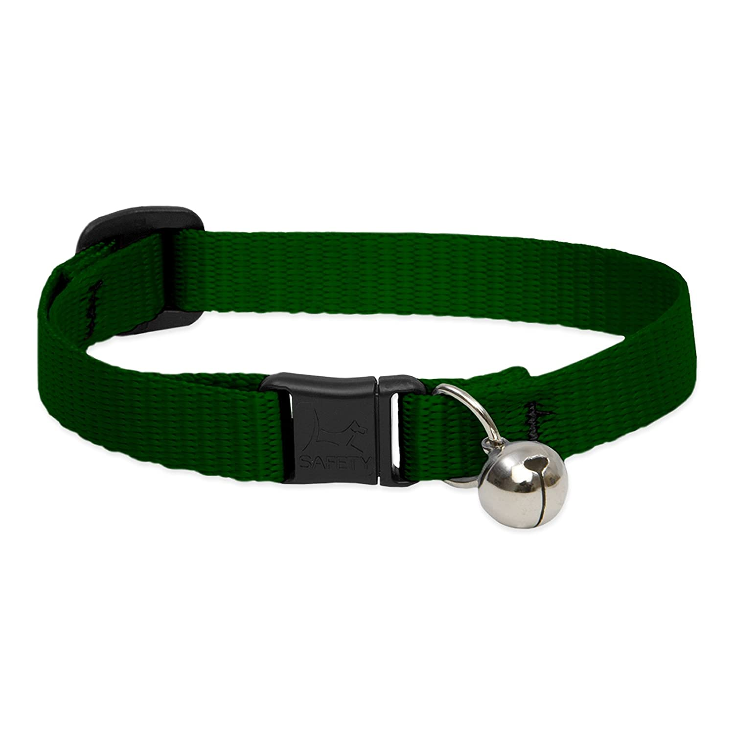"Lupine 1/2"" Cat Safety Collar With Adjustable 8 12"" Neck by Lupine Pet"
