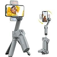 Moza Mini-MX 3 Ejes cardán Estabilizador para Smartphone Vlog Youtuber Vivo Grabación de vídeo Plegable cardán Soporte…