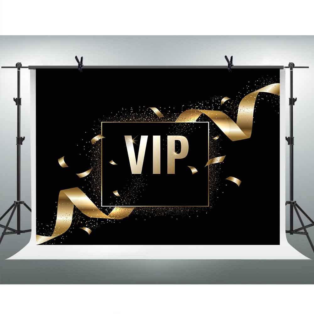 魅力の FHZON 10 写真背景 x 7フィート VIP背景 カスタマイズ可 10 ブラック 写真背景 VIP背景 テーマ パーティー壁紙 YouTube背景 写真ブース小道具 LXFH1001 B07L7SCTH4, APNショップ:7be53124 --- arianechie.dominiotemporario.com