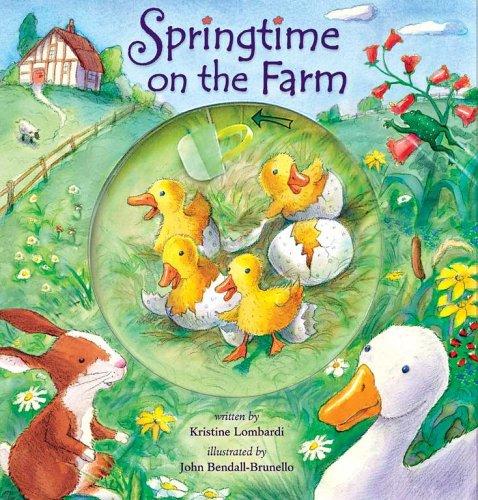 Read Online Springtime On the Farm ebook