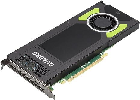 Tarjeta gr/áfica HP NVIDIA Quadro M4000 Quadro M4000, 8 GB, GDDR5, 256 bit, 2560 x 1600 Pixeles, PCI Express x16 3.0