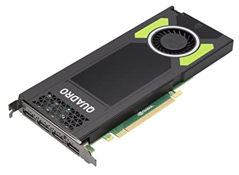HP NVIDIA Quadro M4000 - Tarjeta gráfica (Quadro M4000, 8 GB ...