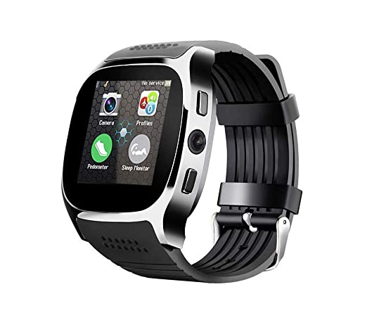 Amazon.com: Bluetooth Smart Watch Spy Video Camera Phone ...
