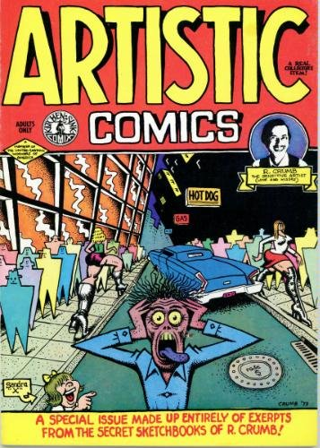 Used, Artistic comics: A special issue made up entirely of for sale  Delivered anywhere in USA