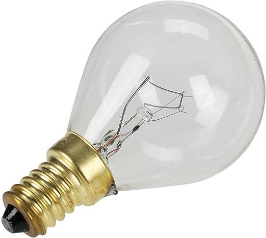 reliapart E14 SES largo 40 W lámpara bombillas para Elica Turboair horno campana extractora/extractor ventilación (Pack de 2): Amazon.es: Jardín