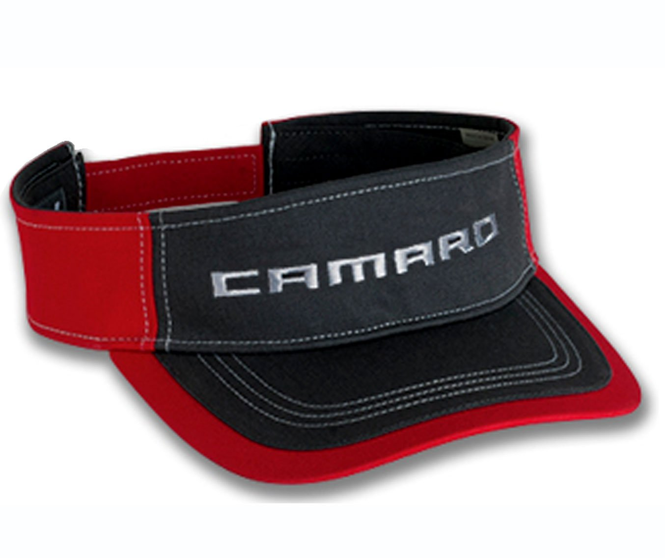 Bundle with Driving Style Decal RS-824 Gregs Automotive Compatible with Visor Red Chevrolet Camaro