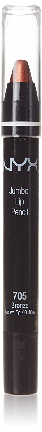 NYX Cosmetics Jumbo Lip Pencil - Burgundy NYX-JLP715