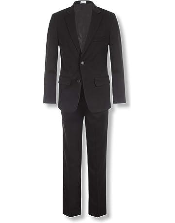 c61247208b Calvin Klein Boys  2-Piece Formal Suit Set