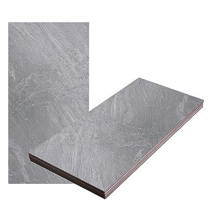 Bristol Grey Wall Floor Tiles Stone Effect Matt Textured Indoor