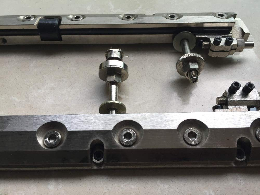 Yoton 1 pair good quality Quick Action Plate Clamp GTO 52 of hengoucn gto-52 Quick Action Plate Clamp GTO52 by Yoton (Image #3)