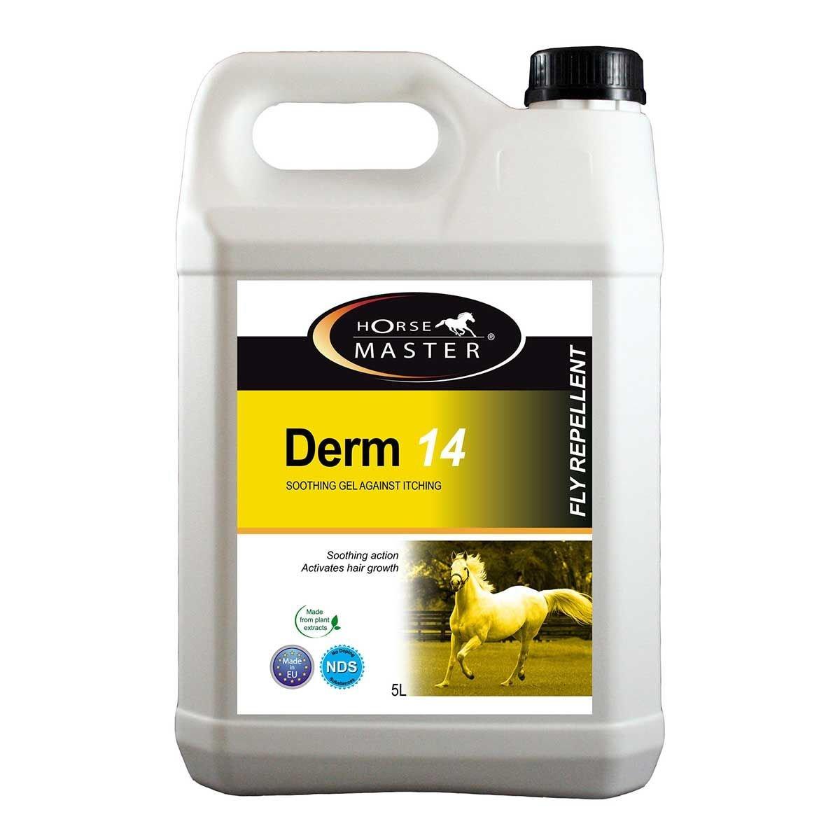 Derm 14 - Lutte contre les effets de la dermite estivale 500ml Farnam
