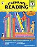 img - for Literature-based Activities That Support Research-based Instruction (First-Rate Reading) by Suarez Elizabeth Aguerre (2004-01-02) Paperback book / textbook / text book