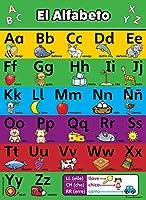 10 español carteles educativos para niños - ABC - alfabeto ...