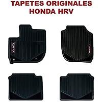 Honda Hrv Tapetes Originales para 2016-2019 Uso RUDO Todo Clima