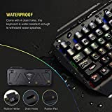 KrBn Mechanical Keyboard PC Gaming Muticolor Full