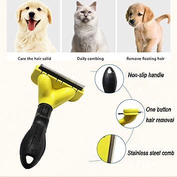 Amazon.com: Pet Republique Herramienta de Dematación para ...