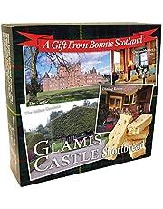 Glamis Castle Scottish Shortbread Handmade Gift Boxed