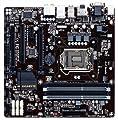 Gigabyte LGA 1150 Intel Q87 HDMI SATA 6Gb/s USB 3.0 Micro ATX Intel Motherboard with UEFI BIOS GA-Q87M-D2H