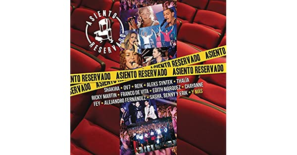 Amazon.com: Asiento Reservado: Various artists: MP3 Downloads