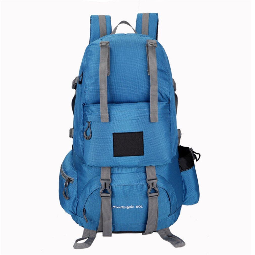 871d376a342f Amazon.com : KEXKL 50L Sports Bag Nylon Waterproof Hiking Backpacks ...