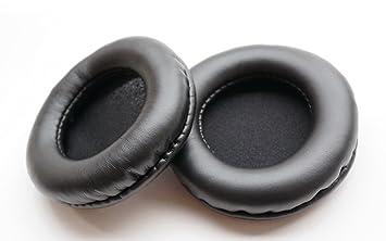 Oído reemplazo Pad almohadillas reparación repuestos para AKG K830 BT K840KL, ATH-ES55 cojín de auriculares de diadema con orejeras: Amazon.es: Electrónica