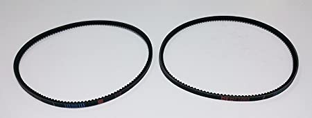 MTD//CUB CADET Snowblower Auger Drive Belt 954-0430A//754-0430 2 BELTS 2