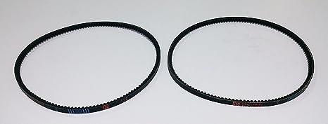 Craftsman 1732224SM Fabriqué Avec Kevlar remplacement ceinture 1687316SM