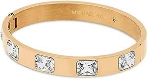 Michael Kors Raised Crystal Bangle Bracelet