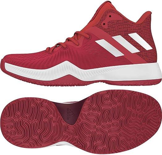 scarpe da basket adidas rosse