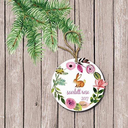 Christmas Ornament Girl