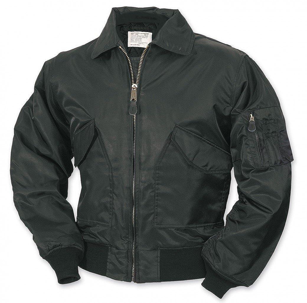Surplus CWU Flight Jacket Black at Amazon Men s Clothing store  1dc59320ce