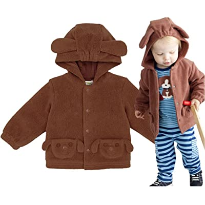 le top My Best Friend Brushed Terry Jacket (18 Mos)