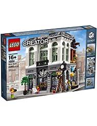 美亚: 乐高(LEGO) 街景系列 10251积木银行 ¥1105