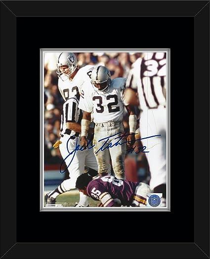 timeless design 74c6d 661cc Jack Tatum Autographed Oakland Raiders 8x10 Photograph ...