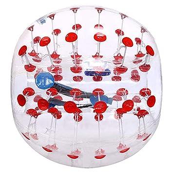 Qinsir Cuerpo en Forma de Burbuja,Burbuja balón de fútbol 150CM ...