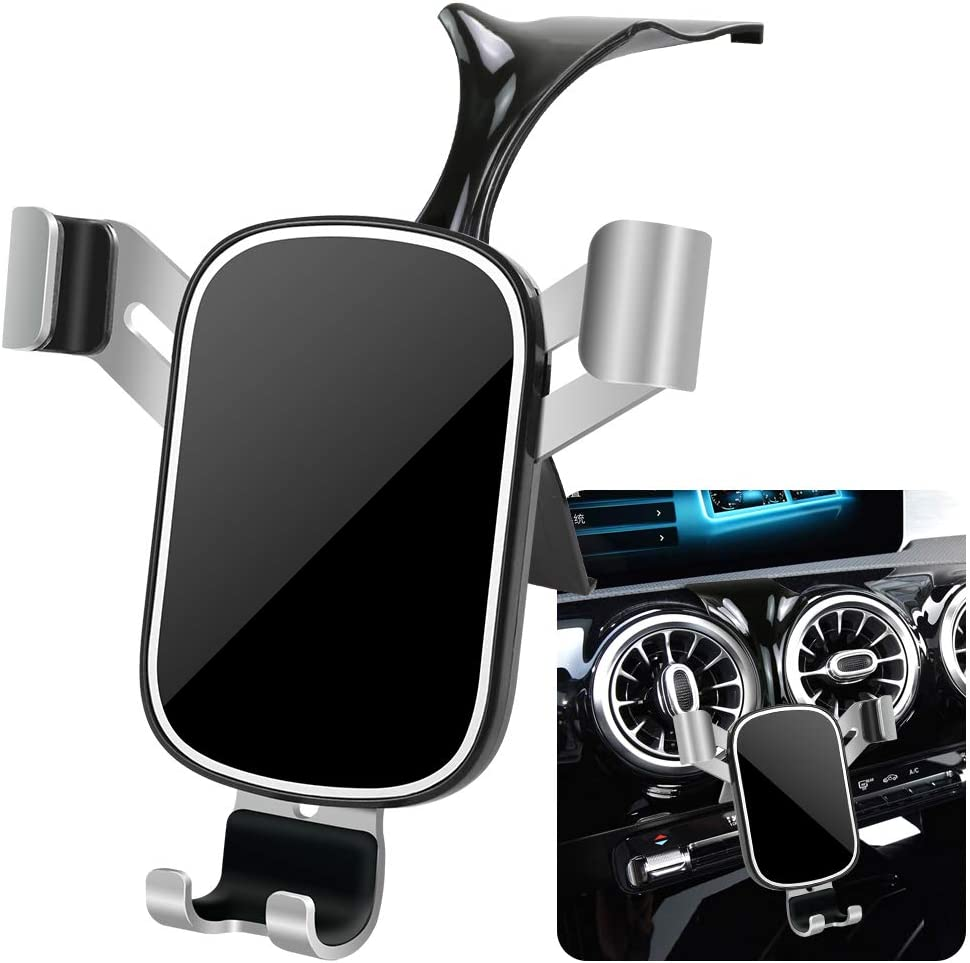 LUNQUIN phone mount for A-Class mercedes