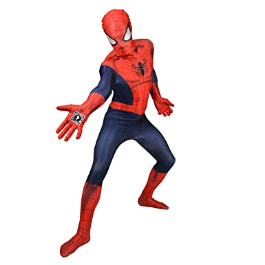 Amazon.com: Gran Spiderman Zapper Morphsuit Oficiales: Clothing