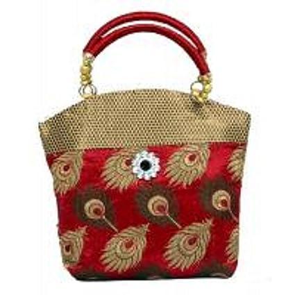 Fashion Bizz Beautiful Rajasthani Small Hand Bag