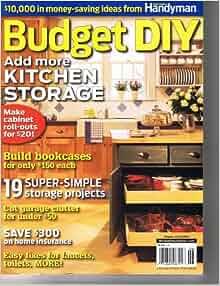The Family Handyman Budget Diy 19 Super Simple Storage
