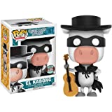 Quick Draw McGraw El Kabong Pop! Animation Vinyl Figura