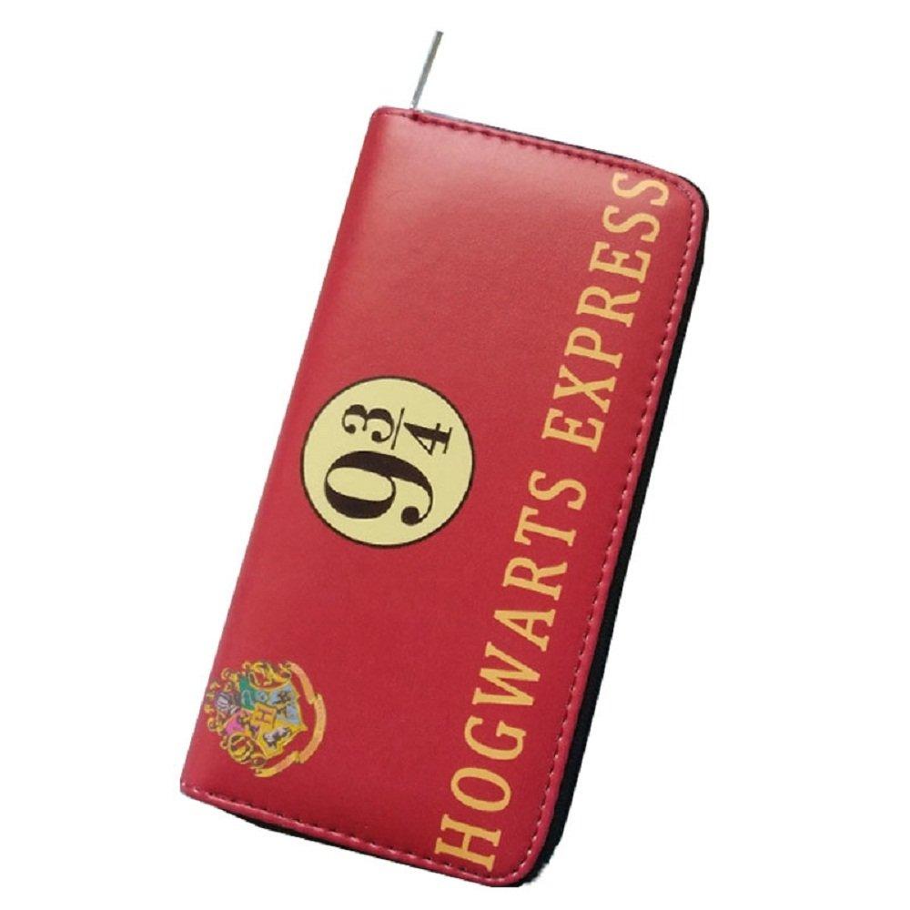 Monedero de Harry Potter Andén 9 3/4 Rojo