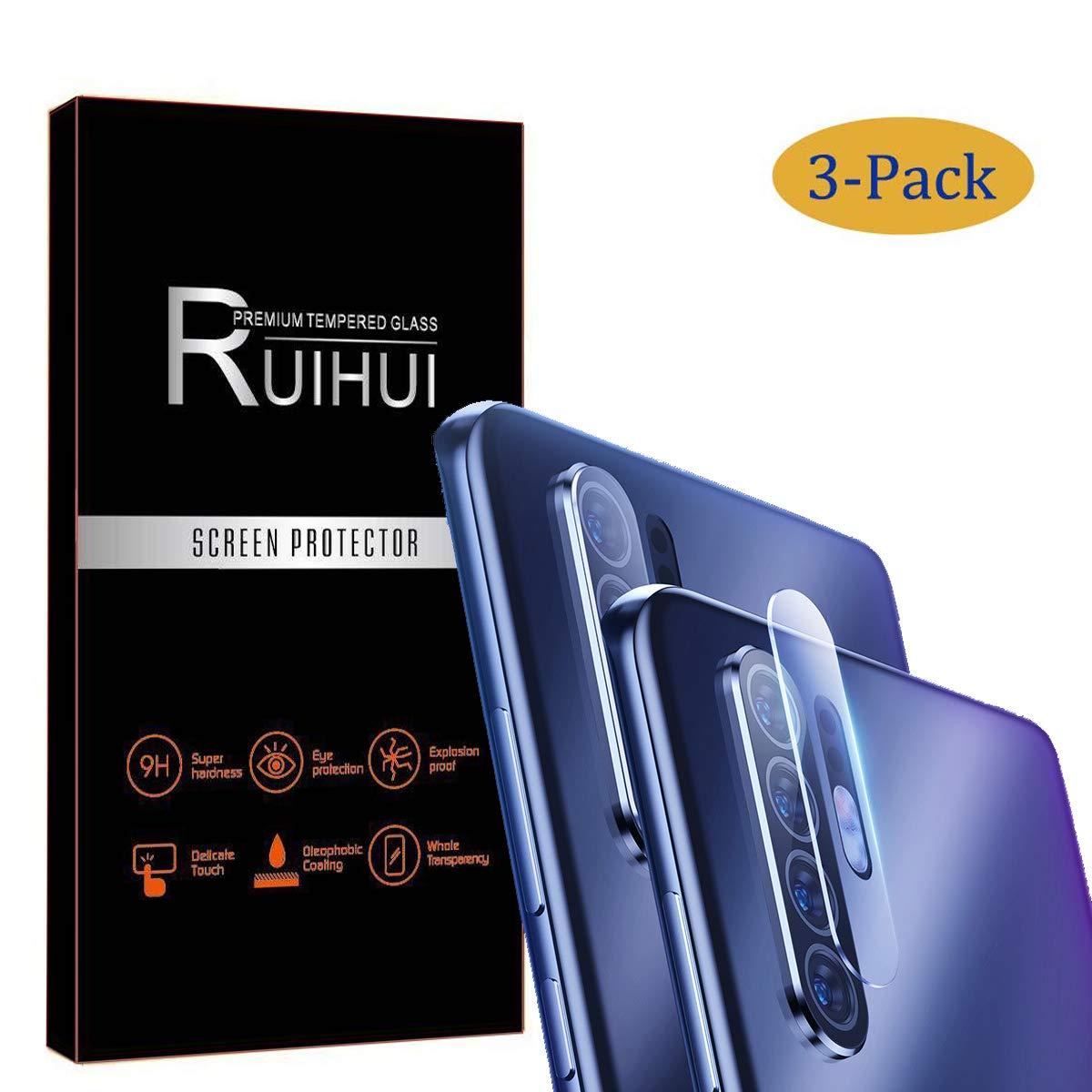 Protector Lente Para Huawei P30 Pro [3 Un.] Free-case