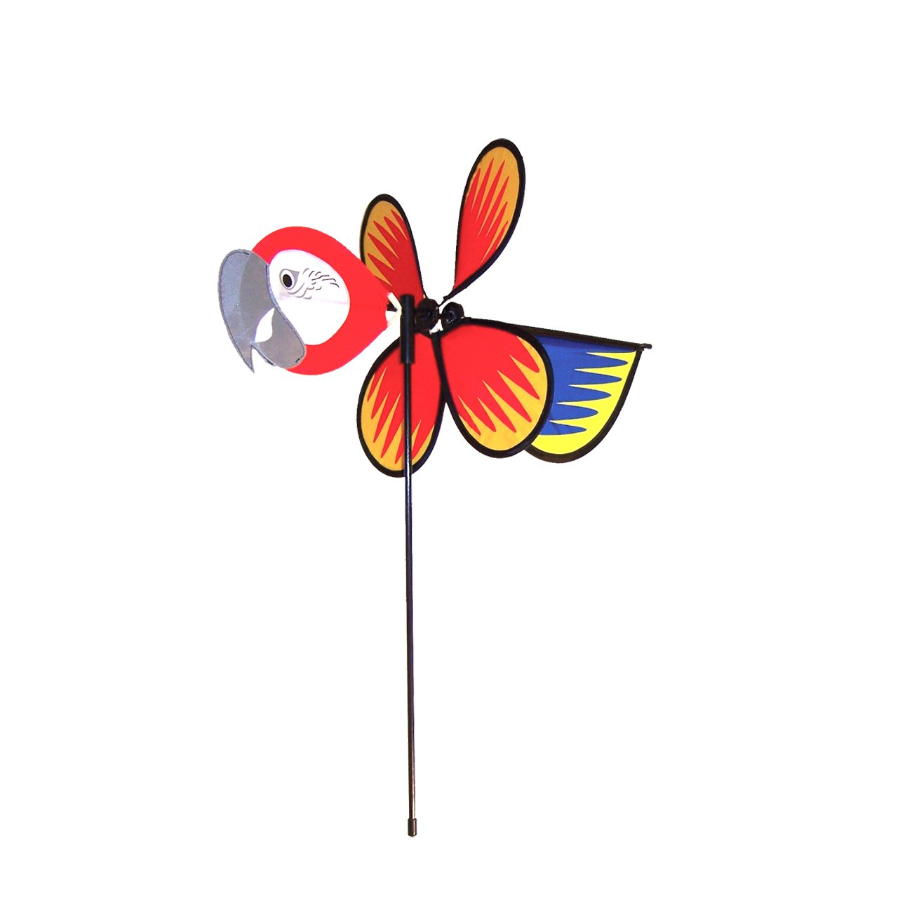 In the Breeze Baby Parrot Garden Spinner