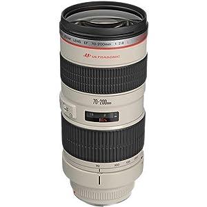 Cameras Lenses & Filters Canon EF 70-200mm f/2.8L USM Lens 2569A004