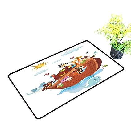 Amazon.com: Zmstroy Interesante Felpudo dibujos animados del ...